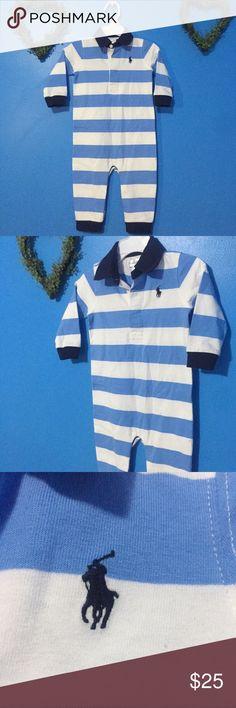 Ralph Lauren overalls Ralph Lauren 100% cotton Ralph Lauren One Pieces Bodysuits