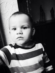My sweet little nephew.