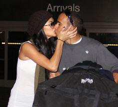 Lewis Hamilton and Nicole Scherzinger Photo - Nicole Scherzinger & Lewis Hamilton Arriving At LAX