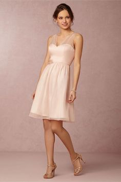 Say Yes to These 11 Short Wedding Dresses via Brit + Co