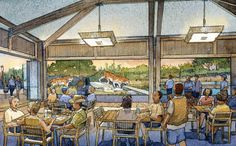 Phoenix Zoo - C.W. & Modene Neely Education and Event Center - WDM Architects