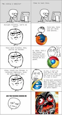 Life of a web developer