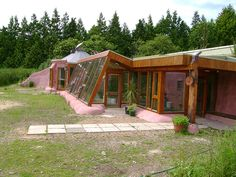 Earthship...brilliant and beautiful.