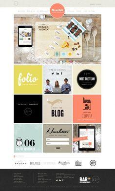 Flourish Brand Stylists - Creative Brand and Visual Communications Agency