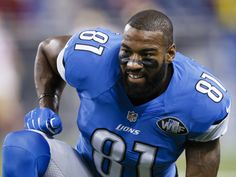 Former Detroit Lions wide receiver Calvin Johnson will trade in his football cleats for dancing shoes.