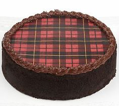 A tartan treat. This plaid-patterned cheesecake is designed by Isaac Mizrahi and created by Junior's. Page 1 Christmas Candy, Christmas Desserts, Pretty Cakes, Beautiful Cakes, Victorian Wedding Cakes, Birthday Cake Girls, 12th Birthday, Tartan Kilt, Inspiration Boards