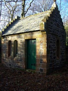the burns hermitage, friars carse, auldgirth, dumfries & galloway