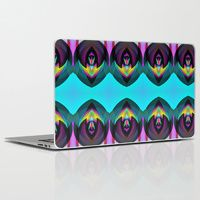Laptop & iPad Skin featuring BLACK AND BRIGHT by ARTDROID $20.00 - $30.00