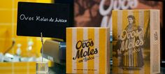 "Ovos Moles com ""embaixada"" no Mercado de Campo de Ourique | ShoppingSpirit"
