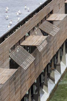 Gallery of Hotel Flottant / Seine Design - 2