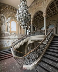 "It was the crown jewel of Romania's ""Monte Carlo""; a pearl watching over the Black Sea where royalty and the elite flocked from all over Europe and wealthy travellers spoke of it around the world, recounting stories of their extravagant gambling escapades at the Casino Constanta."