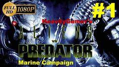 Aliens Vs Predator 2010 Gameplay Walkthrough - Marine Campaign (PC) Miss...