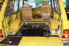 Rosamond- 1971 Range Rover.