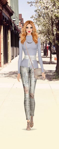 New York City Street Chic | Entry no 4 | Covet Fashion Game | Jet Set Events | Voting Results 3.34 | Unworn Items 0.05 | Spring 2014 Items 0.30 | Total 3.69 | Travel Points Earned 0.00 [high score 3.98]