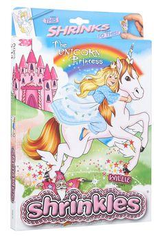 The Unicorn Princess Shrinkles Bumper Box | The Range