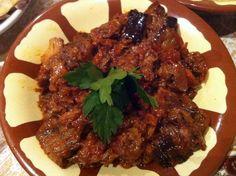 Ricetta Insalata speziata di melanzane | Ricette di ButtaLaPasta Food And Drink, Beef, Vegetables, Carne, Contouring, Vegan, Vegetable Recipes, Ox, Steak