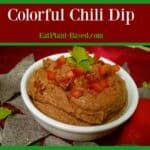 Colorful Chili Dip 4