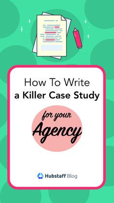 Writing case studies is the best way to establish trust and win clients for your agency. Learn how to create a killer case study with this process Trust Yourself, Make It Yourself, Tracking Software, Relentless, Case Study, How To Get, Key, Writing, Learning