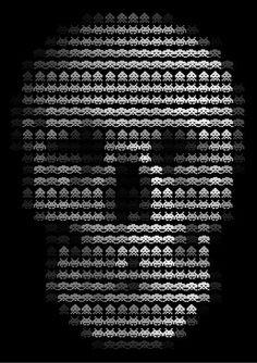 Atari Skull