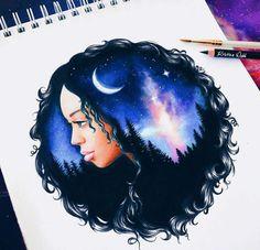 Skai Jackson artwork