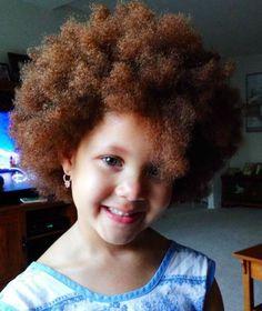 Ruivo-Afro-11 / Redhead Afro