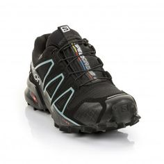 Shop Salomon Womens Speedcross 4 GTX Trail Running Shoes | The Next Pair