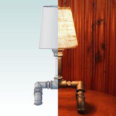 Sanaldan gerçeğe dönüşüm.  Transition from virtual to reality.  www.omaconcept.com  #pipe #boru #rustiklamba #rustik #edisonampul #masalambasi #abajur #rustikabajur #pipedesign #interior #interiordesign #industrialdecor #industrial #furniture #industrialfurniture #industrialstyle #industrialdesign #ironpipe #pipefurniture #decoration #pipelamp #lamp #omaconcept by oma_concept
