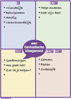 "Download de startactiviteit ""Een fantastische klasgenoot"" hier. In de download…"