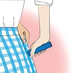 Шитье и крой в мастерской портнихи