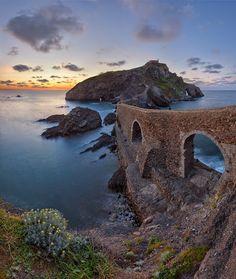 San Juan Gatzelugatxe - walk trough BASQUES COUNTRIES, Spain