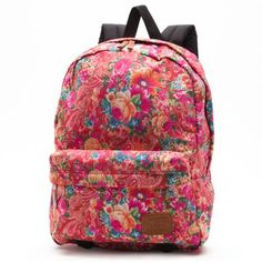 Multi Floral Deana Backpack | Shop Backpacks at Vans