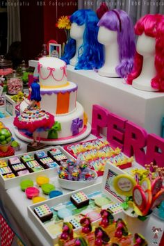 Katy Perry Music Girl Themed Party Planning Ideas Cake Decorations