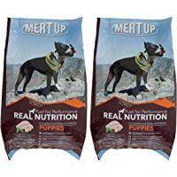Meat Up Puppy Dog Food 3 Kg Buy 1 Get 1 Free Pet Supplies