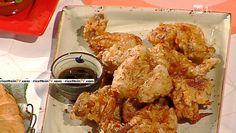 La ricetta delle alette di pollo allo zenzero di Anna Moroni del 30 ottobre 2015 - La prova del cuoco