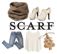 """""""Winter Scarf Style"""" by gabygrach ❤ liked on Polyvore featuring Lafayette 148 New York, MANGO, Sidewalk, scarf, fashionset, polyvoreeditorial and polyvorecontest"""