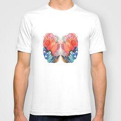 Flower Fairy Girl II T-shirt by FlowerFairyArt - $22.00
