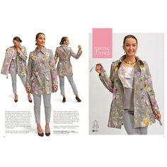 Ottobre 02/2014 Woman Frühling/Sommer EASY-WEAR ESSENTIALS CONTEMPORARY ELEGANCE  [fu-upload-form]