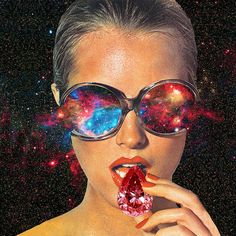I absolutely love Eugenia Loli. Would love to have this on my wall! <3