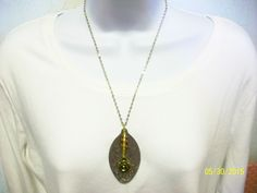 Item 1835-Upcycle Tablespoon Necklace-Sells for $9.00. Get a link to my Website ecrater.com at the top of my Page and order with Pay Pal. FREE SHIPPING AND HANDLING