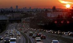 La contaminación del automóvil: el freno en la lucha contra la polución