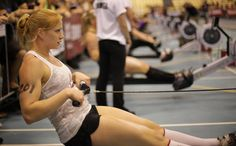 Annie Thorisdottir #crossfit #wod #games