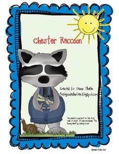 Chester Raccoon