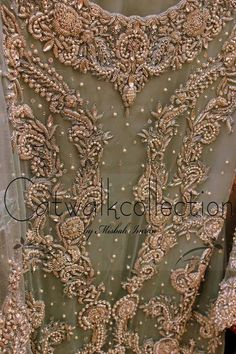 Renovate your Wardrobe, We provide customization in Designer Blouses & women ethnic wear. that reflect Amazing Handwork & Unique Zardosi Art at Your Budget & time, Worldwide Delivery. Zardosi Embroidery, Hand Work Embroidery, Couture Embroidery, Indian Embroidery, Embroidery Fashion, Hand Embroidery Designs, Embroidery Dress, Beaded Embroidery, Desi Wedding Dresses