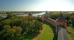 On the trail of the Vikings in Veliky Novgorod | Russia Beyond The Headlines: Travel