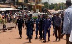AFP: Guinea opposition says 120 arrested in protest crackdown