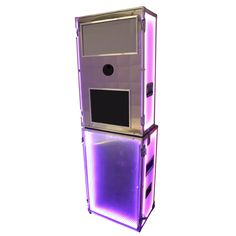 EZP-IBTS200-4LS Infinite Led Booth *Shell Only   $4,000