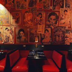 Speakeasy Door, Japanese Bar, Secret Bar, Old Shanghai, Fulton Market, Tiki Torches, Red Lantern, Chinese Tea, Lake View