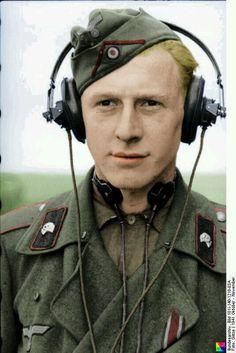 Wehrmacht (Heer) Stug Commander Eastern Front.