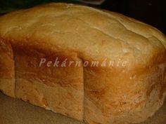 Toustový chleba Our Daily Bread, Kefir, Cornbread, Ethnic Recipes, Food, Program, Basket, Millet Bread, Essen