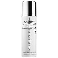 GLAMGLOW - SUPERCLEANSE™ Daily Clearing Cleanser. Really like the scent (anise tingly) and skin feels great after using. #sephora